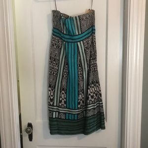 Missoni strapless dress!